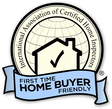 First home buyer friendly certification